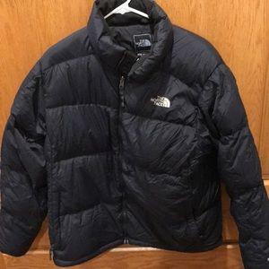 LARGE 550 MEN'S NORTH FACE PUFF COAT